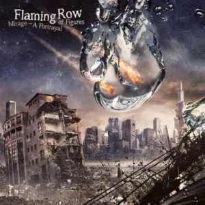 Flaming Row - Mirage, A Portrayal of Figures (2014)